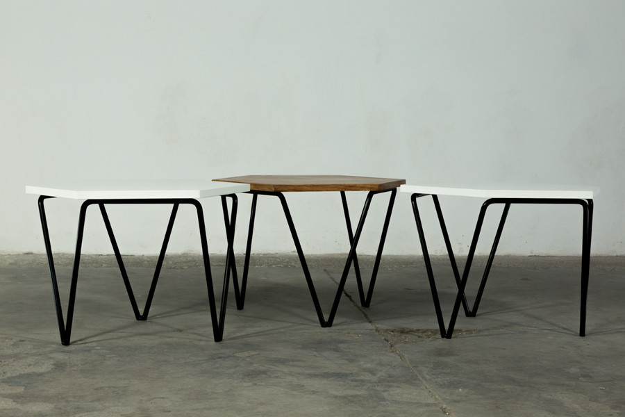 Mod. Low table