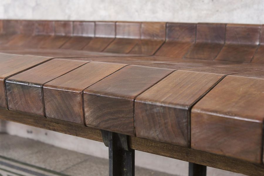 BBPR Wall Bench